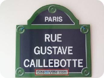 Chambre d'Hôtes Paris 2