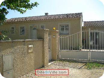 Self Catering Vacation Rental Vedene 1