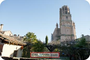 Self Catering Vacation Rental Albi 12