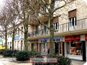 Self Catering Vacation Rental Troyes 10