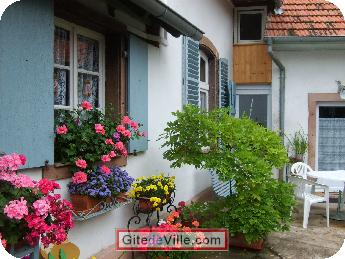 Self Catering Vacation Rental Berstett 8