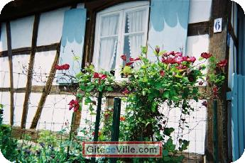 Self Catering Vacation Rental Berstett 2
