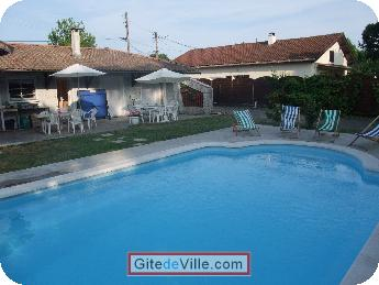 Self Catering Vacation Rental Pessac 6
