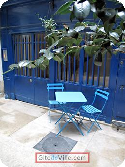 Self Catering Vacation Rental Paris 3