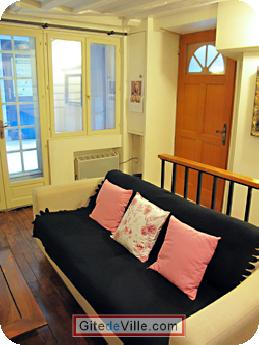 Self Catering Vacation Rental Paris 6