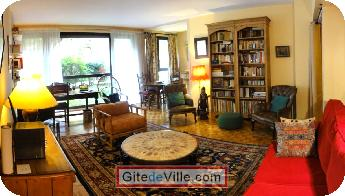 Self Catering Vacation Rental Paris 9