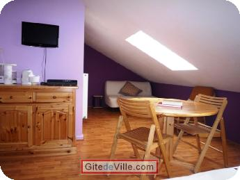 Self Catering Vacation Rental Lyon 5