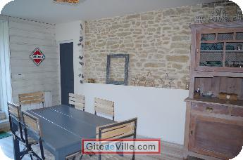 Self Catering Vacation Rental Montferrand_Le_Chateau 5