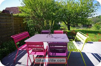 Self Catering Vacation Rental Montferrand_Le_Chateau 7