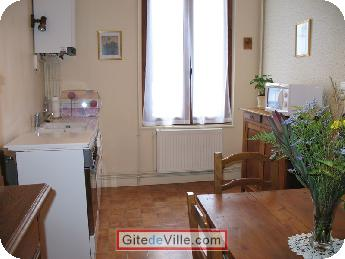 Self Catering Vacation Rental Bar_le_Duc 3