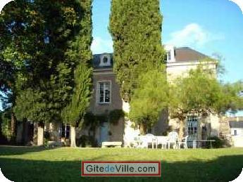 Gîte Malicorne_sur_Sarthe 8
