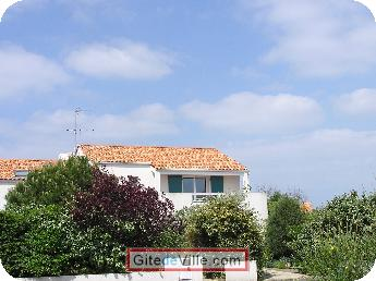 Self Catering Vacation Rental Chateau_d_Olonne 4
