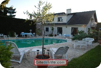 Self Catering Vacation Rental Woippy 3