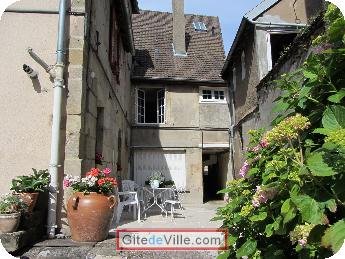 Self Catering Vacation Rental Autun 13