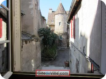 Self Catering Vacation Rental Autun 8