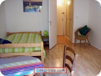Gîte (et Chambre d'Hôte) Toulouse 3