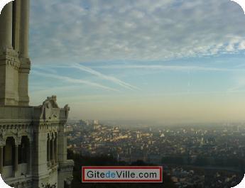 Gîte Lyon 4