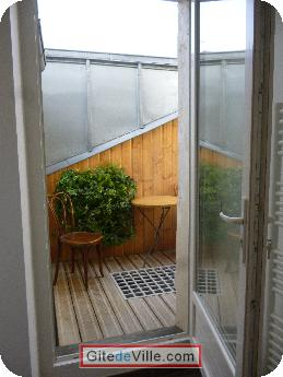 Self Catering Vacation Rental Courbevoie 4