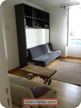 Self Catering Vacation Rental Courbevoie 1