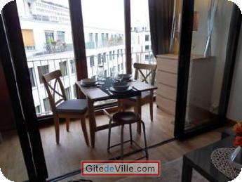 Self Catering Vacation Rental Paris 8