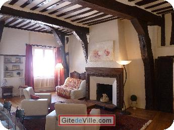 Self Catering Vacation Rental Rennes 12