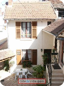 Self Catering Vacation Rental Auxerre 4