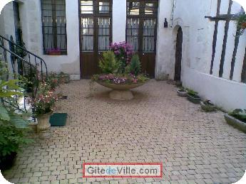 Self Catering Vacation Rental Auxerre 7