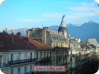 Gîte Grenoble 3