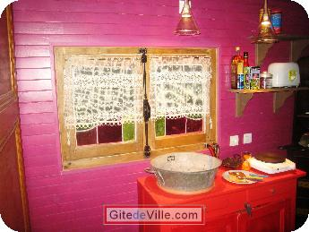 Self Catering Vacation Rental Chaponost 4