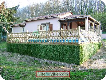 Self Catering Vacation Rental Sarlat_la_Caneda 10