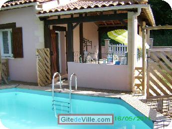 Self Catering Vacation Rental Sarlat_la_Caneda 9