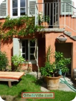 Bed and Breakfast Lyon 6