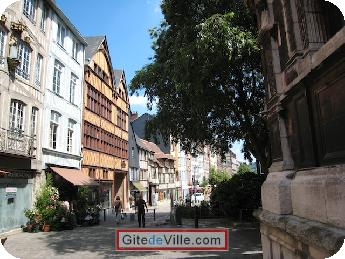 Bed and Breakfast Rouen 4