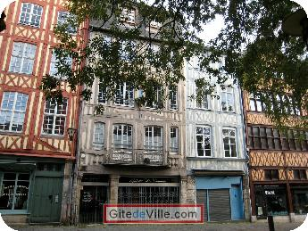 Bed and Breakfast Rouen 9