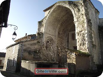 Gîte Saint_Maurin 1