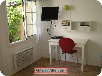 Self Catering Vacation Rental Lyon 3