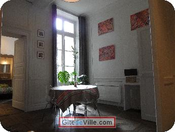 Self Catering Vacation Rental Rennes 4