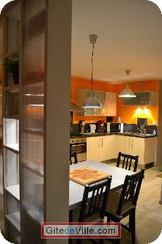 Self Catering Vacation Rental Autun 1