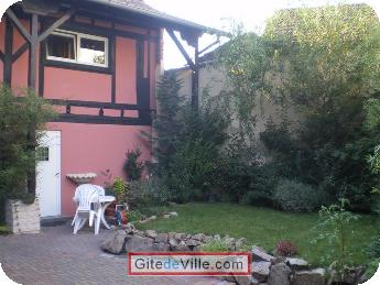 Self Catering Vacation Rental Selestat 4