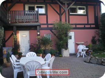 Self Catering Vacation Rental Selestat 10