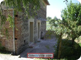 Self Catering Vacation Rental Pibrac 1