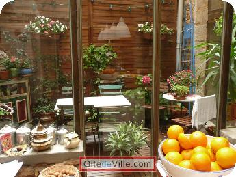Bed and Breakfast Lyon 4