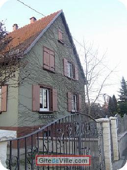 Gîte Ebersheim 5