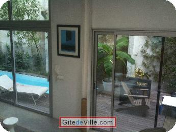 Self Catering Vacation Rental Bordeaux 1