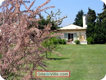 Self Catering Vacation Rental Caumont_sur_Durance 1