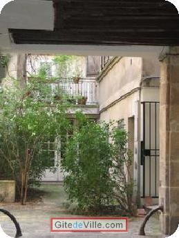 Gîte (et Chambre d'Hôte) Paris 2