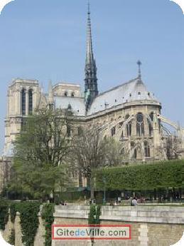 Gîte (et Chambre d'Hôte) Paris 5