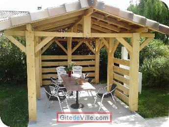 Self Catering Vacation Rental Aussonne 4