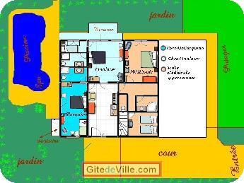 Chambre d'Hôtes Saint_Cyprien 9