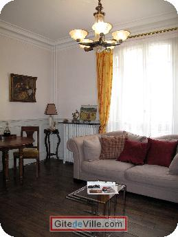 Self Catering Vacation Rental Montreuil 1